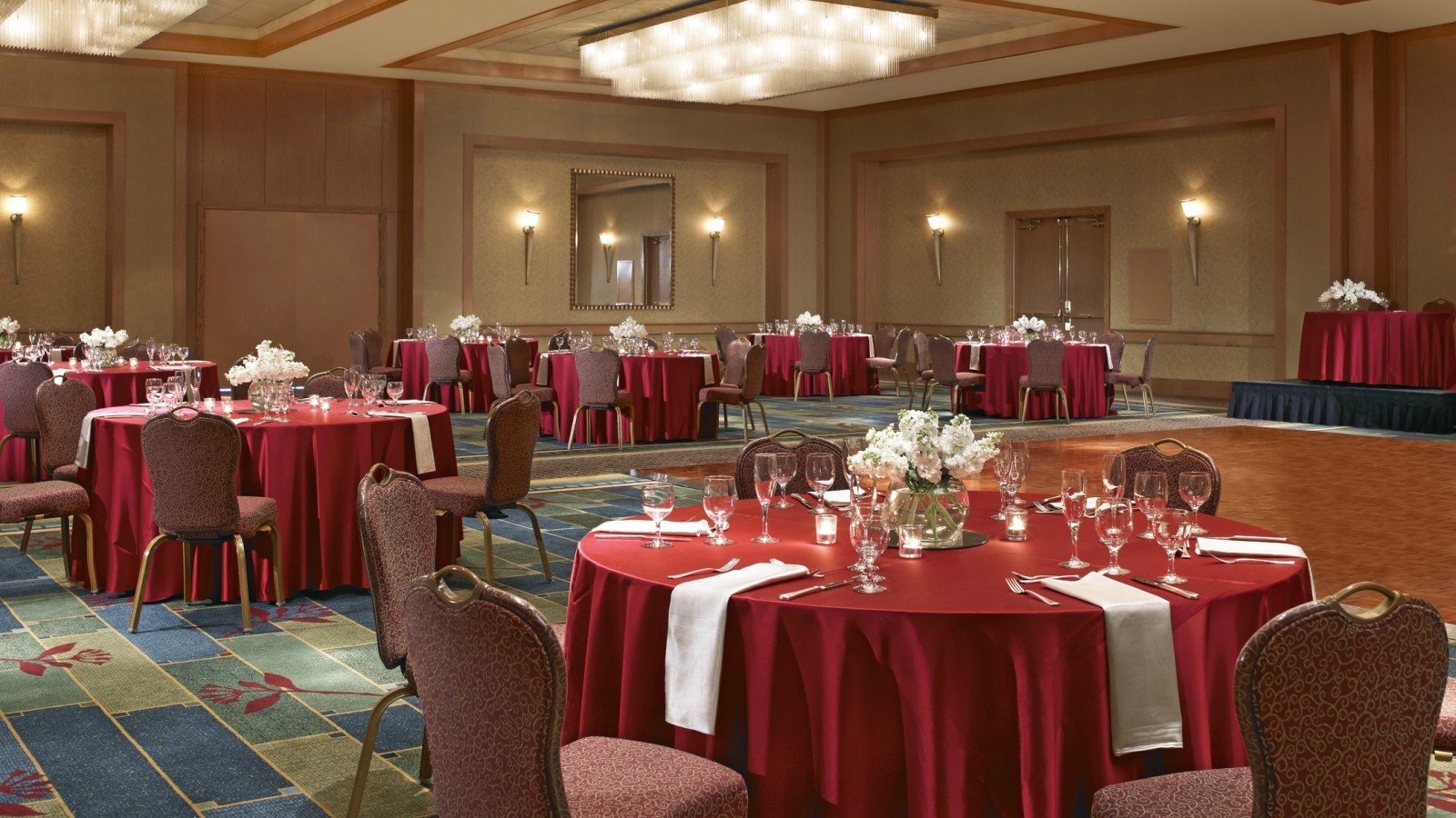 Cerritos Meeting Space - Cerrritos Ballroom