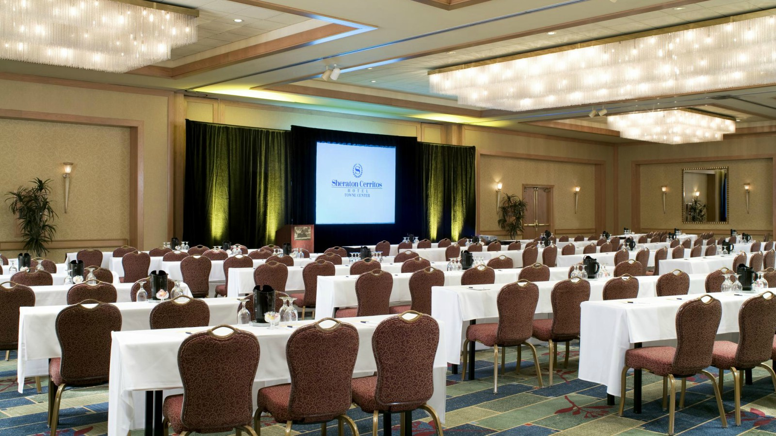 Cerritos Meeting Space - Cerritos Ballroom