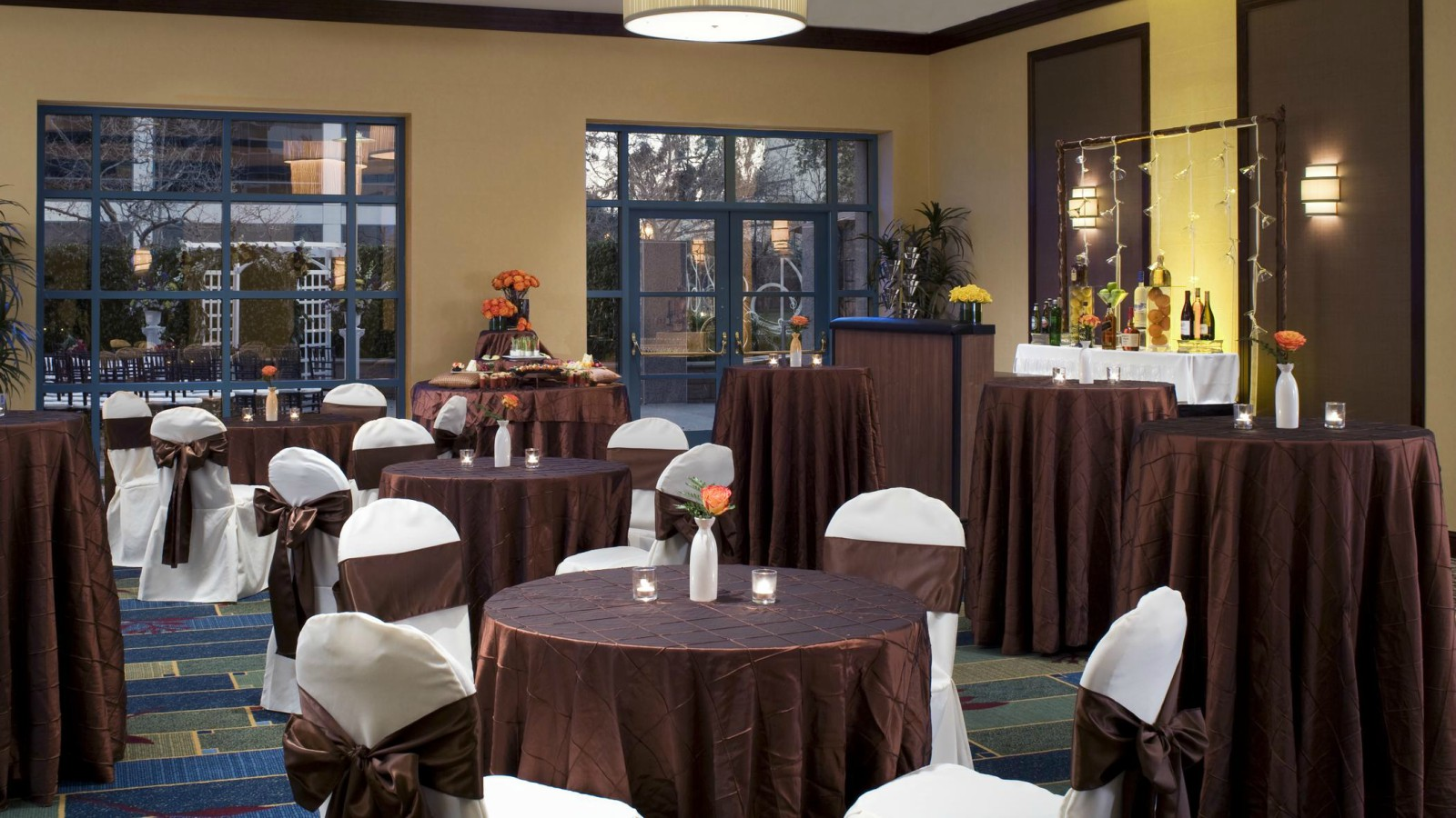 Cerritos Meeting Space - Garden Terrace Ballroom