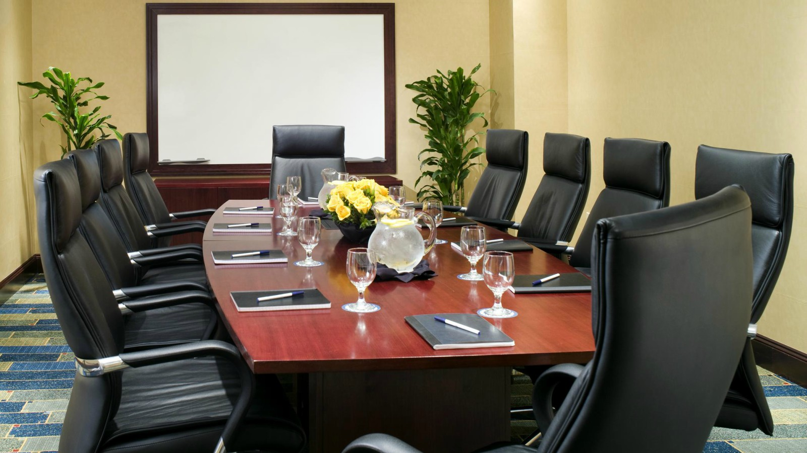 Cerritos Meeting Space - Executive Boardroom